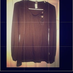 BKE knit top ladies